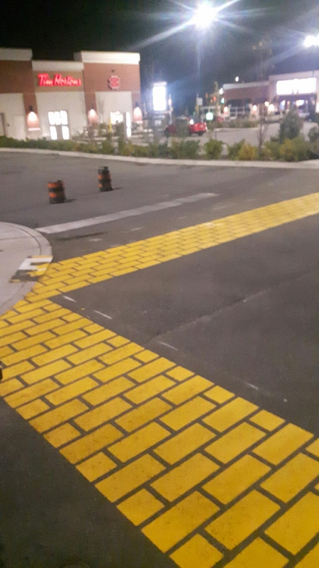 custom crosswalk 450x800